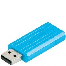 Memoria flash USB 16GB azul Verbatim