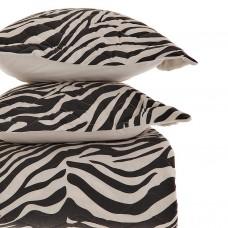 Juego de cubrecama Zebra polialgodón Prisma