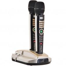 Micrófono karaoke inalámbrico 5000 canciones puerto usb Magic Sing