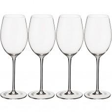 Juego de 4 copas para vino 610 ml Novo