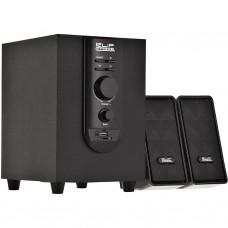 Parlante estéreo 2.1 20W KES-345 Klip Xtreme