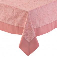 Mantel polialgodón Cenefa Especial rosado Casa Linda