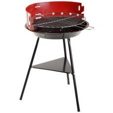 BBQ a carbón con pedestal