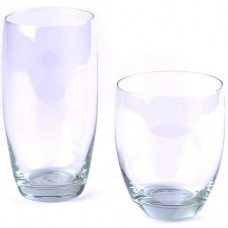 Juego de 12 vasos para Whisky Dolce Vita