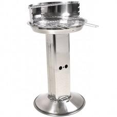 BBQ a carbón con pedestal Barwell