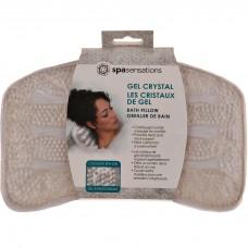 Almohada para tina Crystal Gel Ginsey