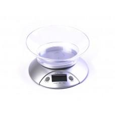 Balanza digital para cocina con tazón Camry
