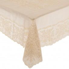Mantel rectangular de plásitco 6 puestos 140x180 cm Melody
