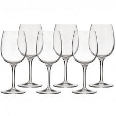 Juego de 6 copas para vino blanco Palace Bormioli