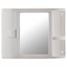 Gabinete para baño con espejo plástico Rimax