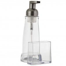 Dispensador para jabón de espuma Clariti Satin