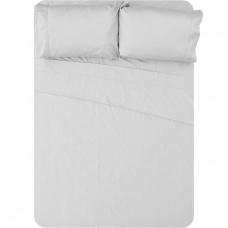 Juego de sábanas Básico 300 hilos 100% algodón Haus