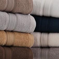 Toalla de manos 70x50 cm Solid 100% algodón Haus