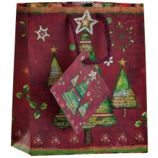 Funda vertical para regalo surtido Navidad Lindy Bowman