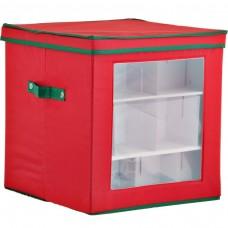 Caja organizadora para bombillos Navidad Household Essentials