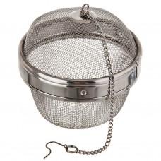 Canasto colador multiusos 10.5 cm acero inoxidable