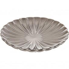 Centro de mesa Líneas porcelana / titanio
