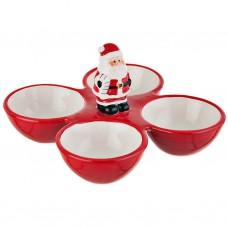Fuente para bocaditos Santa