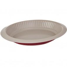 Molde ovalado 45x33 cm antiadherente / acero carbonado