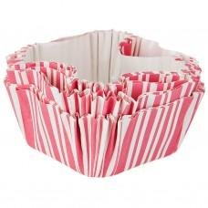 Juego 12 pirutines cupcakes Stripes Creative Converting