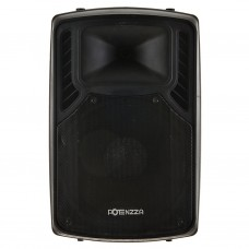 "Parlante para fiesta Bluetooth / Radio FM / USB 10000 W 15"" Potenzza"