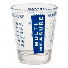 Vaso medidor de plástico