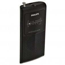 Radio portátil a pilas FM / Altavoz 100 W Philips