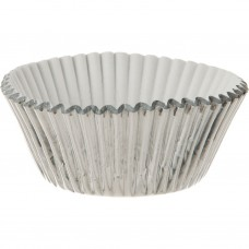 Juego de 24 pirutines de papel aluminio 5 cm Wilton