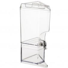 Dispensador de bebidas con base triangular acrílico 3 L Haus