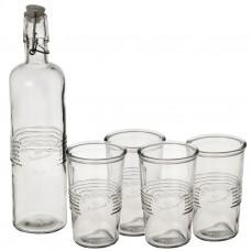 Juego de botellas y vasos Navigator
