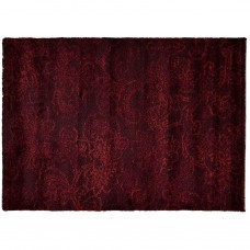 Alfombra Burgundy 100% polipropileno Mc Three