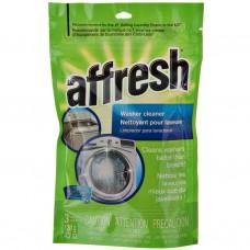 Juego de 3 pastillas para limpieza de lavadoras Affresh