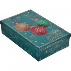 Caja para regalo Navidad Rectangular Surtido Lindy Bowman
