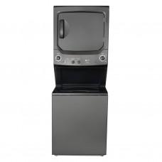 Lavadora / Secadora a gas 7 ciclos y 4 niveles de temperatura 37 lbs MCL1740PSDG0 Mabe