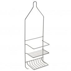 Organizador pequeño para ducha de acero Classic
