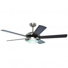 """Ventilador de techo con luz 52"""" 5308 CFM Solaris 21767 Hunter"""