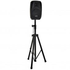 """Parlante para fiesta con Bluetooth, USB, MP3 y soporte 8"""" ES-08BLU Gemini"""