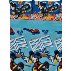 Juego de sábanas Mickey Gamer Disney