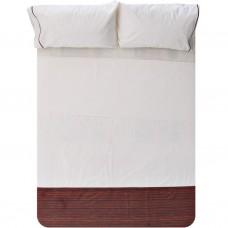 Juego de sábanas Multi Desierto 50% poliéster - 50% algodón Haus