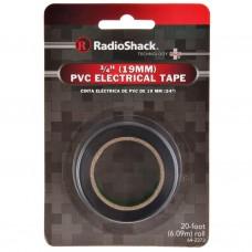 """Cinta eléctrica de PVC con resistencia dieléctrica 19mm 3/4"""""""