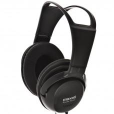 Audífonos con diadema grande y micrófono ST-2000 StudioSeries Maxell