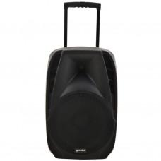 Parlante para fiesta con batería incorporada, USB, Bluetooth, MP3 200W RMS ES-12TOGO Gemini