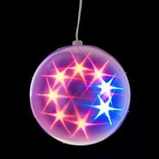 Luces LED redonda para fiesta