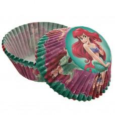 Juego de 50 pirutines de papel Ariel 5 cm Wilton