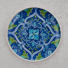 Plato para ensalada de melamina Flor De Luz Haus