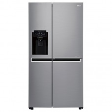 Refrigerador side by side con dispensador digital No Frost  668 L GS65SDP1 LG