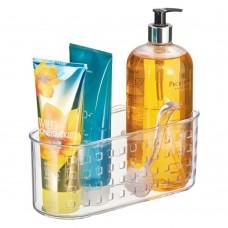 Organizador para ducha con succión Clear Interdesign