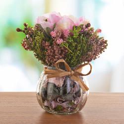 Flores y plantas ornamentales